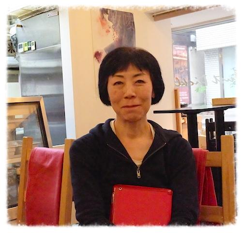 Natsukoさん、しばらくはゆっくり休んで、また始動開始!楽しみにしてますよ〜♡