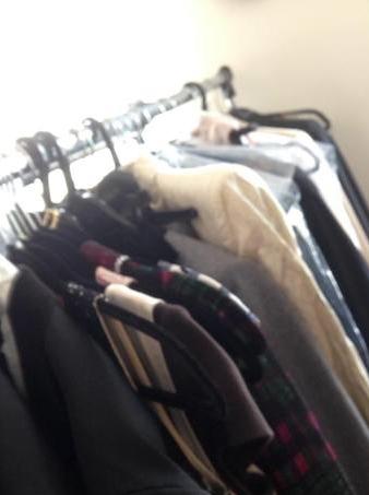 衣装もたくさん。ちょっとお姫様気分にもなれる★