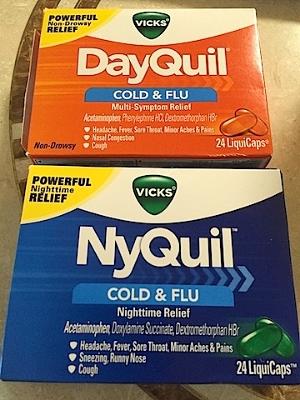 病院で処方してくれる薬もあるけれど、こんな薬にも時々助けてもらっている。愛息イチオシのUSMedicineなのだ。