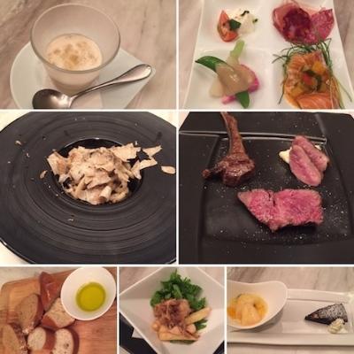 伊藤シェフの傑作♡ 前菜からホワイトアスパラ、熟成肉、サマートリュフのパスタ、デザートまで大好きなものばかり。ごちそうさまでした。