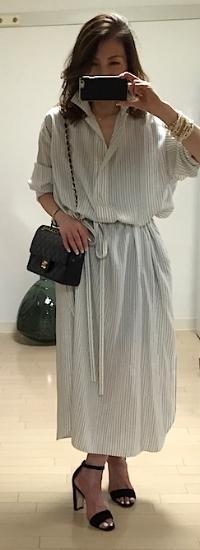 THE ROWのシルクシャツドレス♡これから長いお付き合いになると確信しているMine★