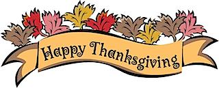 May your Thanksgiving be filled with happiness and LOVE ❤️
