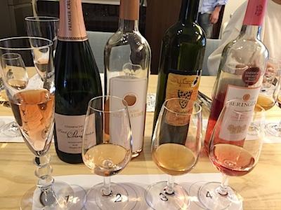 愛先生のワイン講座はわかりやすく、楽しくて、ステキな時間でした。ありがとうございました。