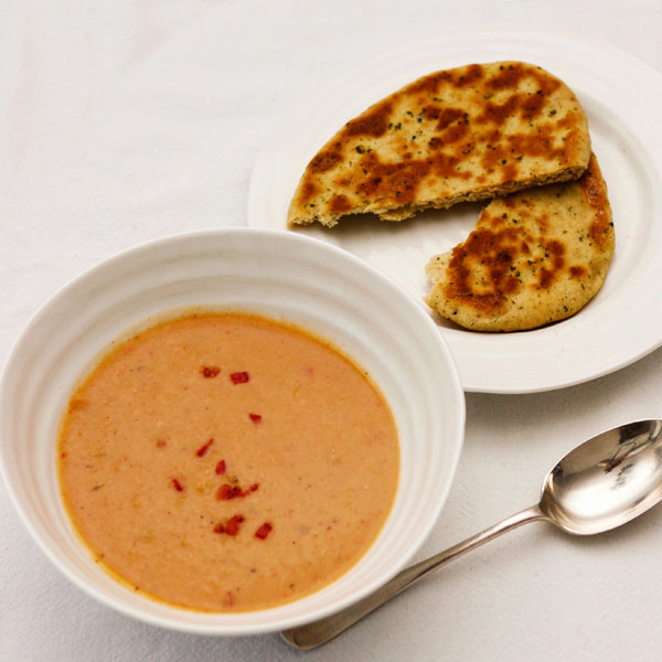 Utta Nutta Peanut Butter and Sweet Potato Soup Recipe
