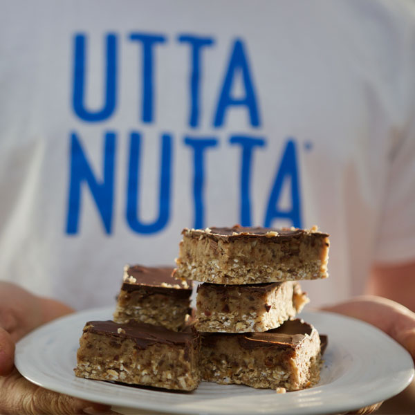 Utta Nutta Vegan Shortbread Recipe