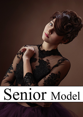 Senior Model Information A&R Portraits