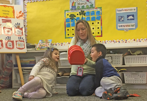 Our School - We focus on the PROCESS, not the product. We respect the various learning styles and life experiences our students bring to bear as they navigate the preschool day. Our goal is that each activity, craft, or center will help facilitate the development of the underlying skills needed for success at school.
