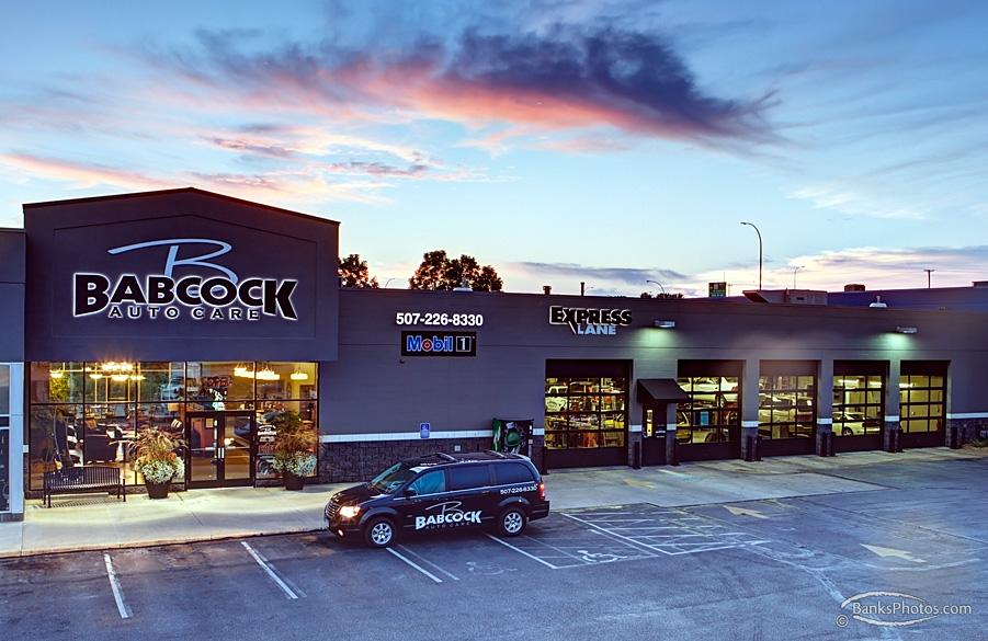 Babcock Auto Care - Rochester, Minnesota