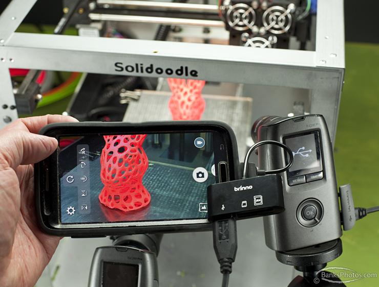 Brinno-ABR100-Card-Reader-3D-Printing