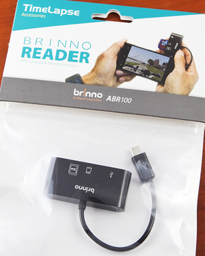 Brinno-ABR100-Card-Reader