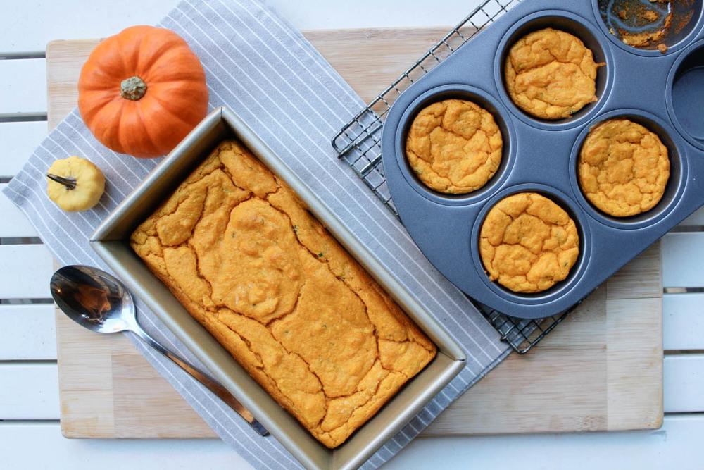 pumpkin spoon bread-