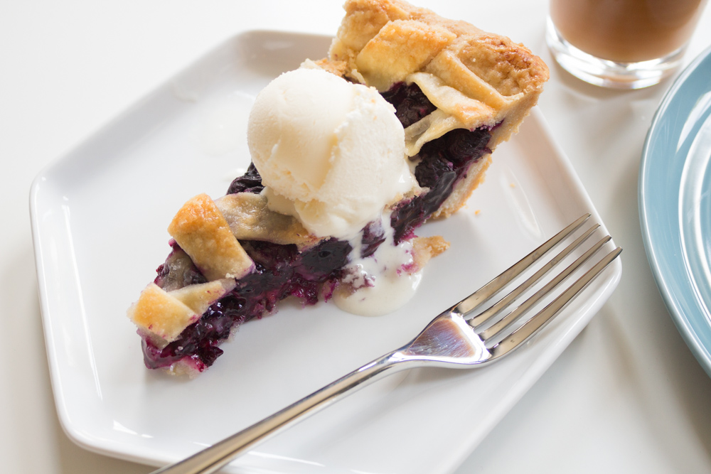 blueberry pie 7