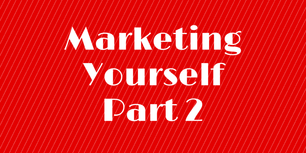 marketing yourself 2