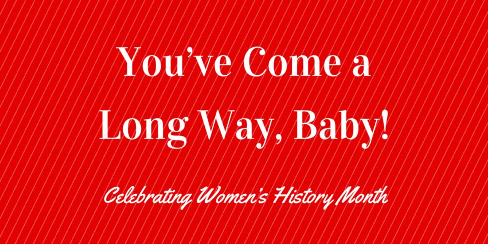 women's history month - helen