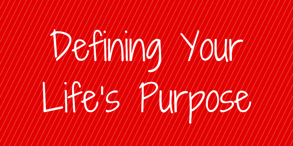 Branding Defining Your Life's Purpose