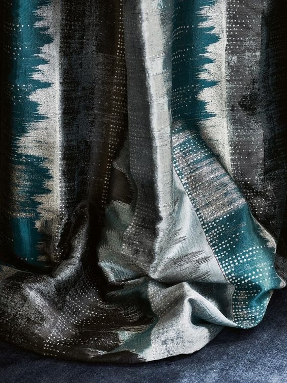 indoor fabrics - silk