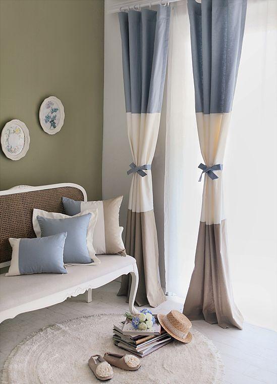 curtains & blinds - cotton