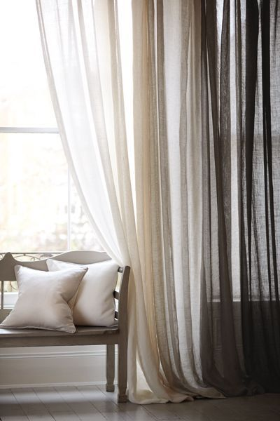 curtains & blinds - sheer