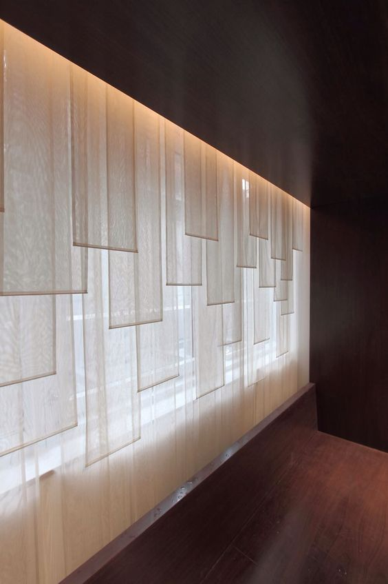 curtains & blinds - panels