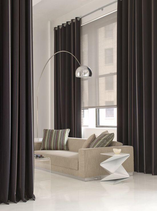 curtains & blinds - velvet