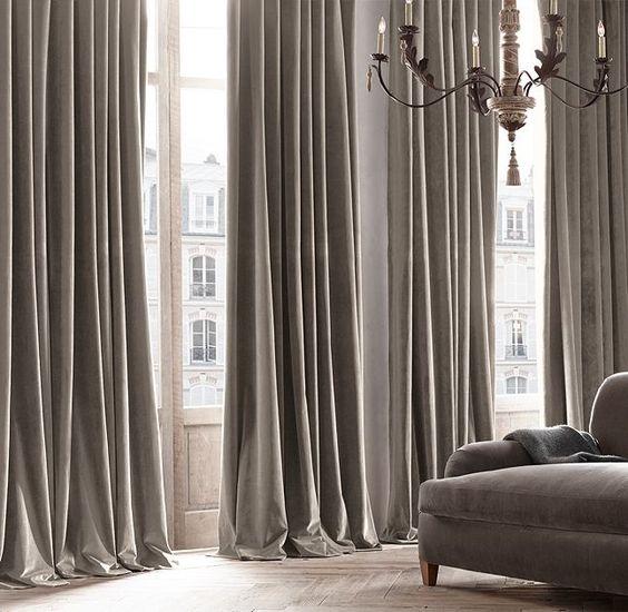 curtains & blinds - silk