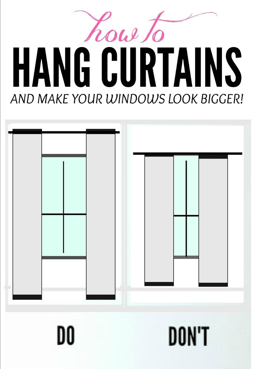 art group curtains - tips