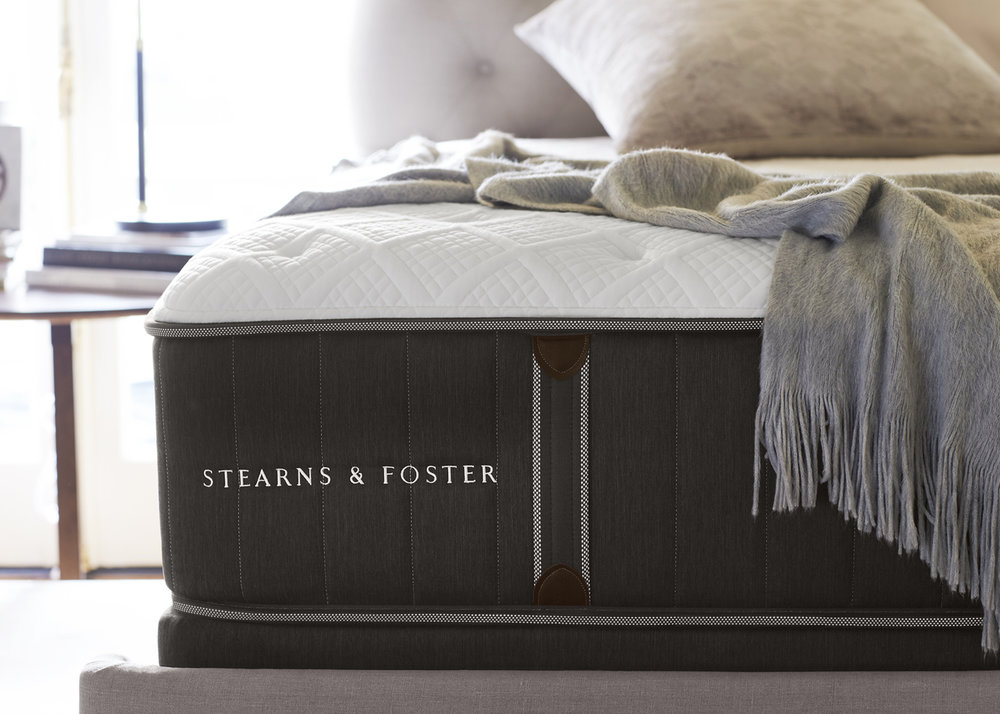 Stearns & foster -