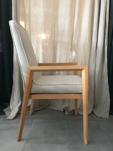 CHAIR -30%1 PC LEFT - DIMENSIONS: 42*43*94