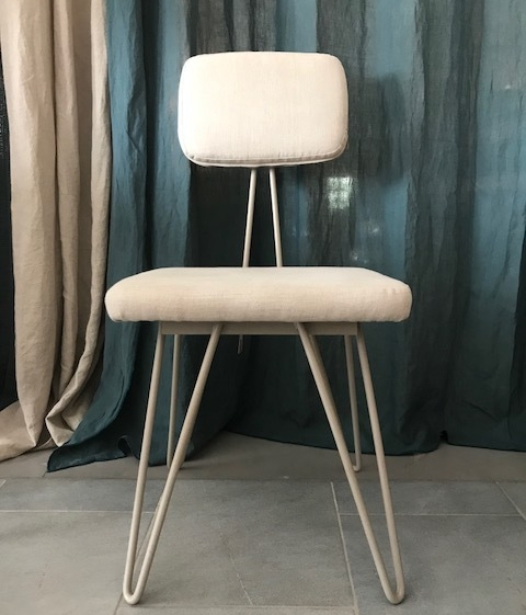 CHAIR -30%1 PC LEFT - DIMENSIONS: 43*37*87