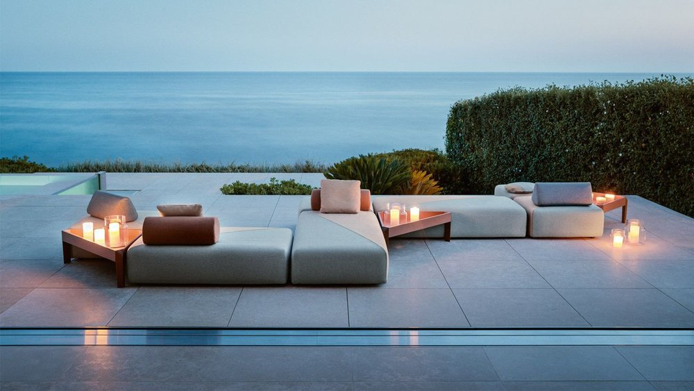 ART GROUP OUTDOOR - SOFAS & ARMCHAIRS