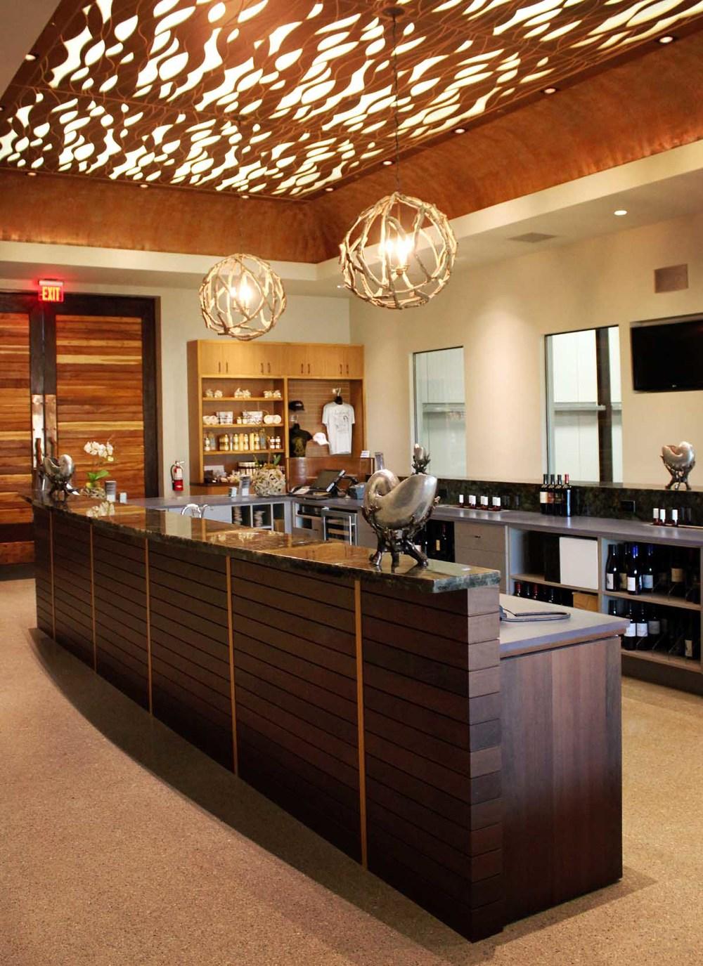 Winery Reiss Design Studio