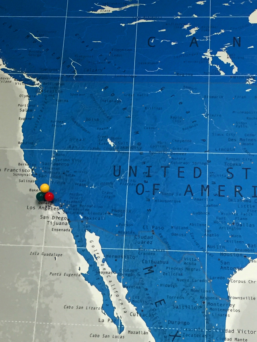 Blog Reiss Design Studio - San luis usa map