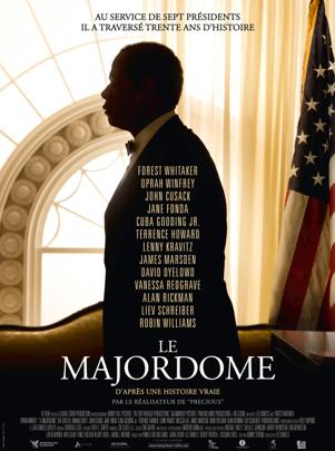Cinéma : «Le Majordome», un film émouvant sur la lutte contre la ségrégation raciale aux USA (ADIAC)
