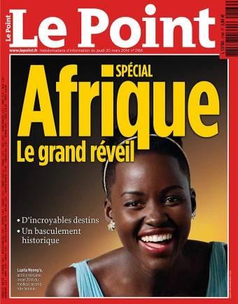 Médias : «Le Point» présente «Le Point Afrique» (ADIAC)