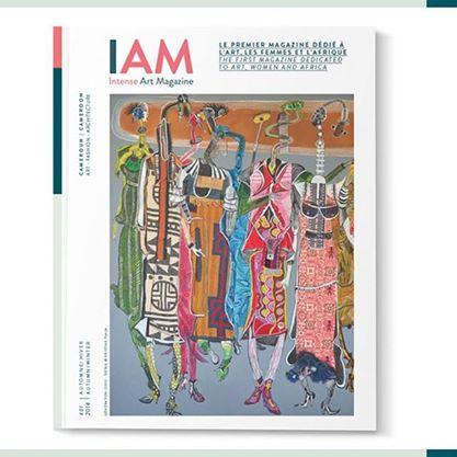 Publication : IAM, un magazine dédié aux femmes et à l'art (ADIAC)