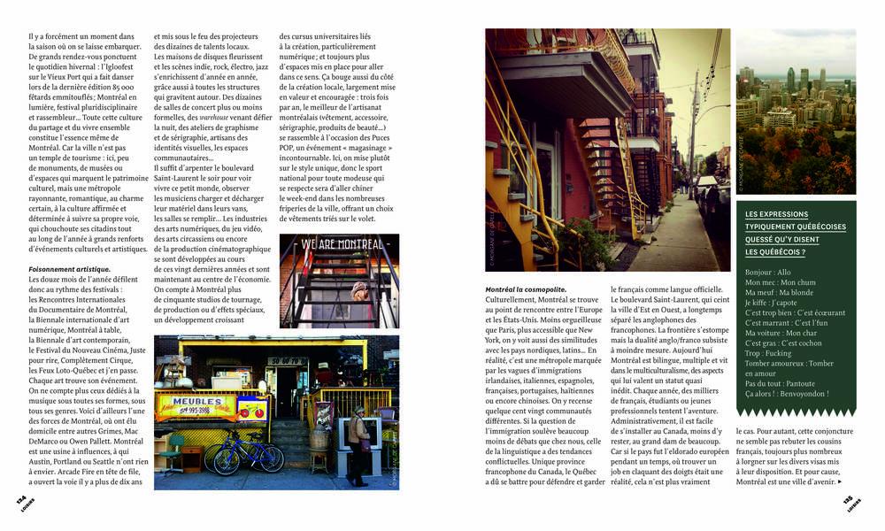 Sous le charme de Montréal (2/2) (Paulette Magazine)