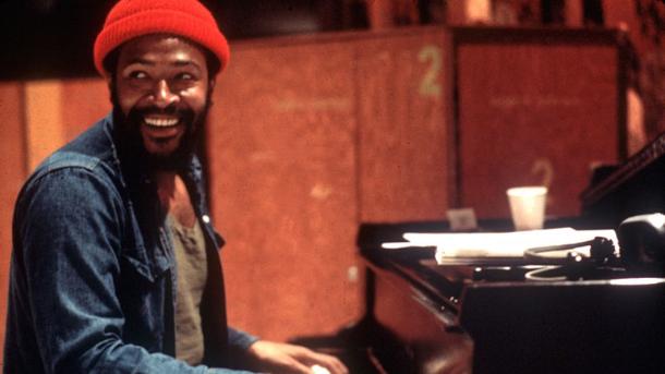 Marvin Gaye : c'était il y a 30 ans (ADIAC)