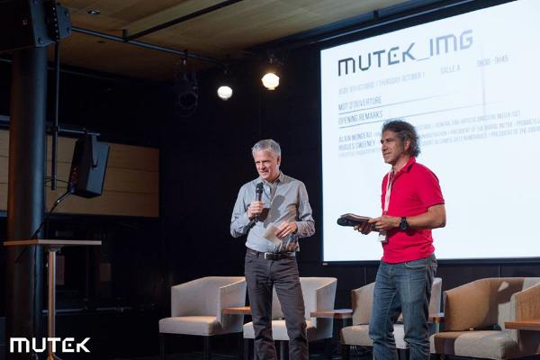 Mutek_IMG : une grande fenêtre sur le numérique (Huffington Post)