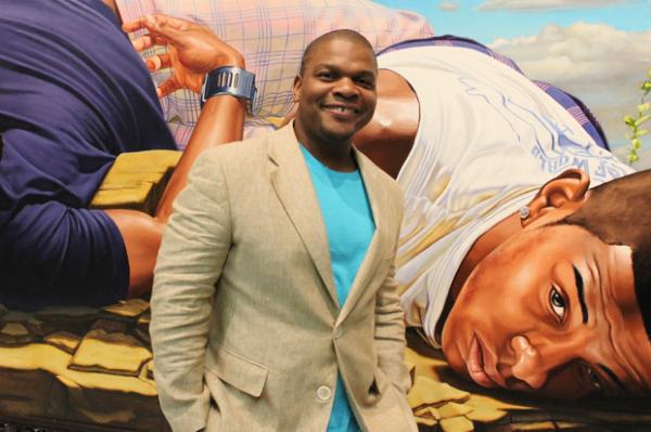 États-Unis : Kehinde Wiley reçoit la prestigieuse Médaille Nationale des Arts (ADIAC)