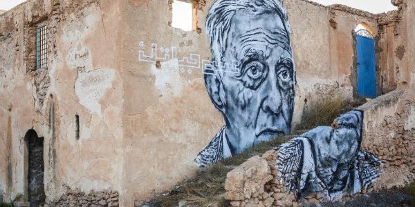 Djerbahood : l'art de rue s'invite en Tunisie (ADIAC)