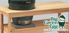 Big Green Egg Tables, Handlers, Mates & Nests