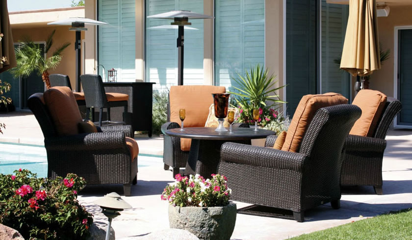 Monterey Club Chairs Chat Patio Renaissance Outdoor