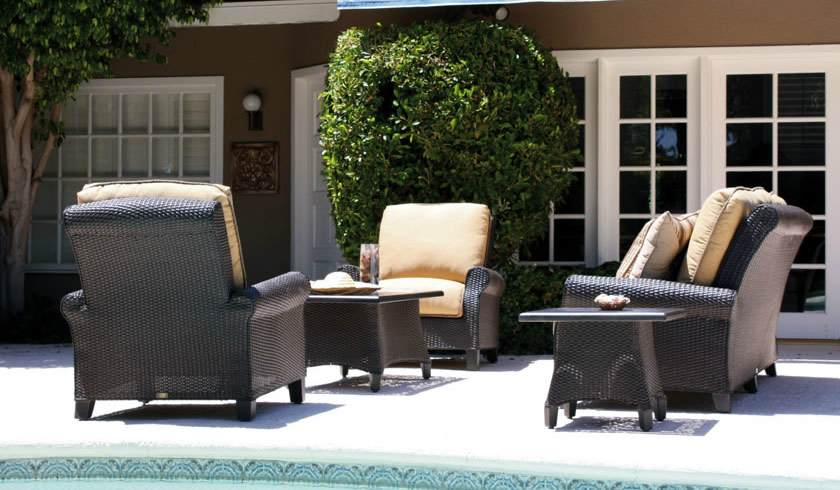 Monterey Club Chairs Sofa Patio Renaissance Outdoor Furniture
