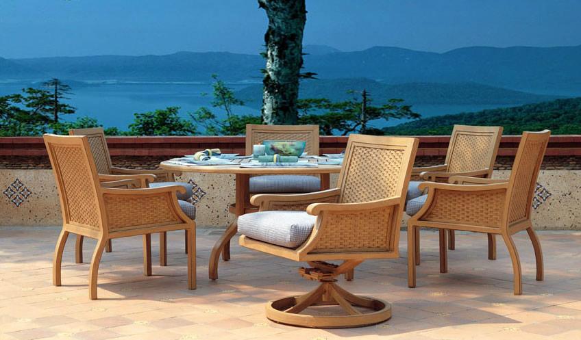 Patio Renaissance Venice Outdoor Dining Furniture