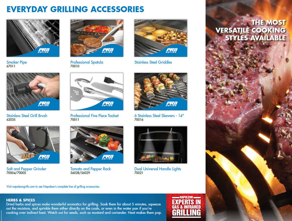 Napoleon_Gas_Grill_Accessories_Sale_Charlotte_NC
