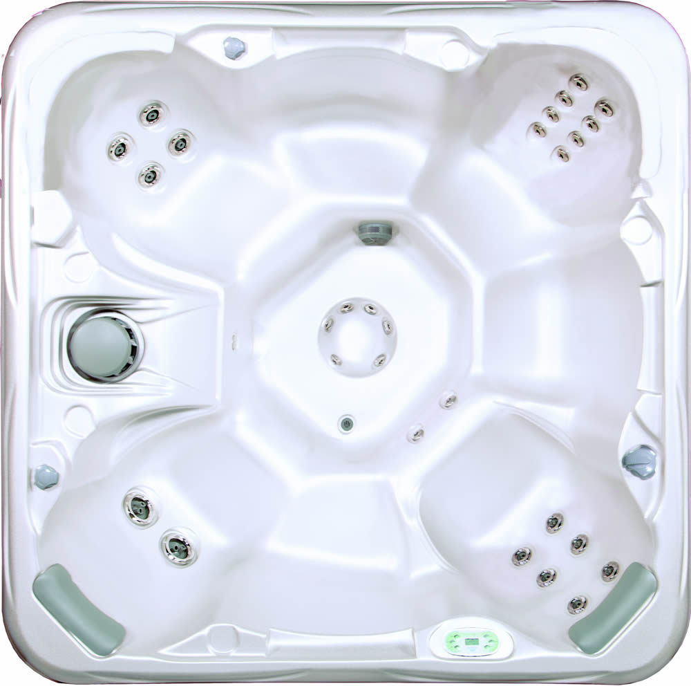 729B 7-person Hot Tub by South Seas Spas