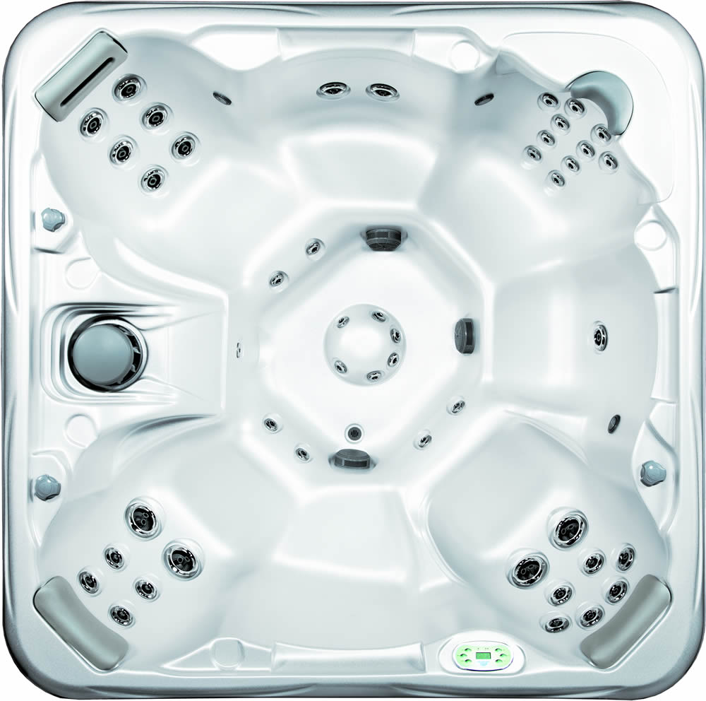 748B 7-person Hot Tub by South Seas Spas
