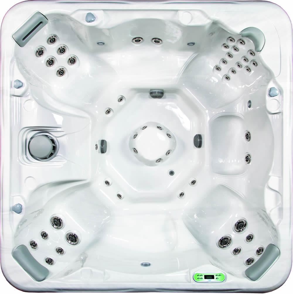 850B 7-person Hot Tub by South Seas Spas
