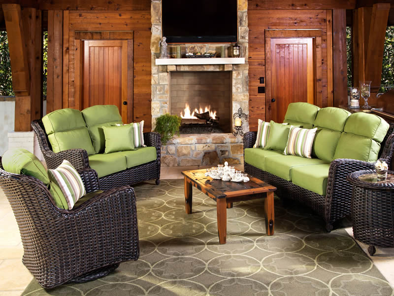 Richmond Wicker Collection by North Cape Wicker Outdoor Furniture