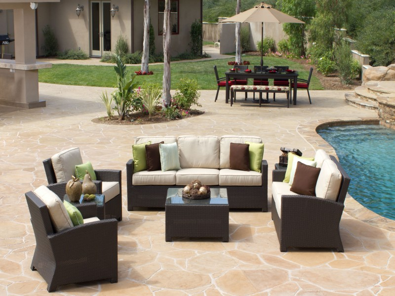 Charming Cabo Wicker Collection By North Cape Wicker Outdoor Furniture